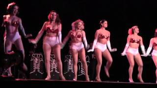 """Its A Sin To Tell A Lie"" - Peekaboo Revue 2012"