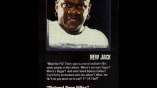 FM RACKET-NATURAL BORN KILLERS-NEW JACK ECW THEME