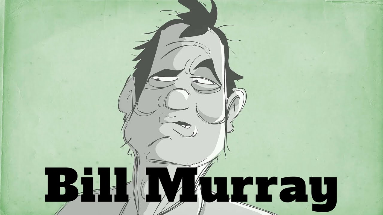 bill murray on being obnoxious youtube
