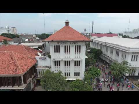 VLOG Leisure Kota Tua Jakarta - KENZO #LeisureKotaTuaJakarta