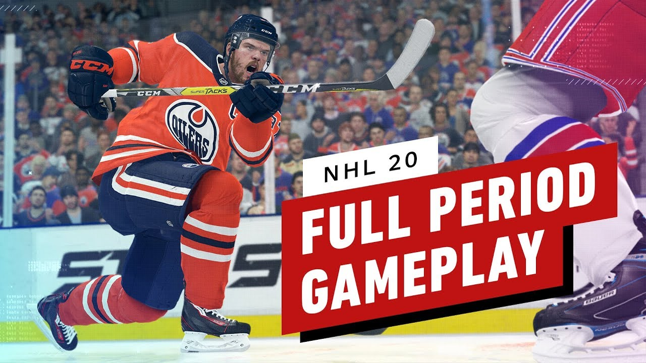 NHL 20: Gameplay Impressions From Videos Released Across the
