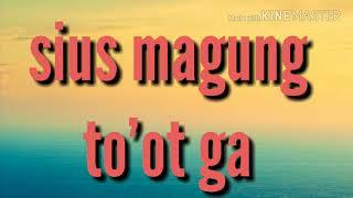 Lagu manggarai terbar,,sius magung ..to, ot ga