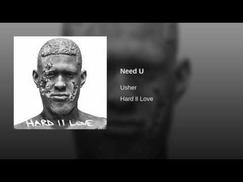 USHER (HARD II LOVE)