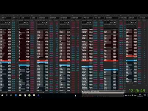 24.08.2016 время 12:20-18:40 | Trading Activity