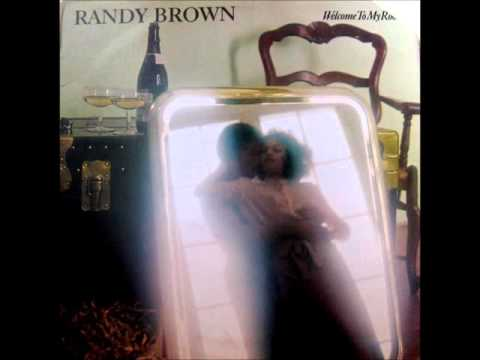 RANDY BROWN   I