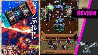 Dragon Blaze Nintendo Switch Review (Video Game Video Review)