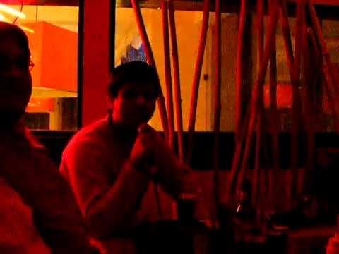Fritz en Karaoke