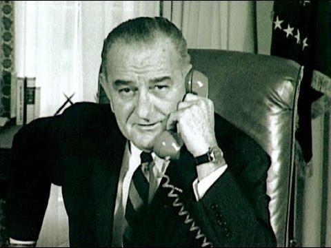 PHONE CALL: LYNDON JOHNSON & RICHARD RUSSELL (11/29/63)