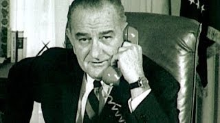 PHONE CALL: LYNDON JOHNSON & RICHARD RUSSELL (11/29/63)