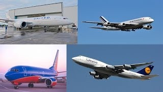 Top 10 Airlines - Top 10 Biggest Airlines in the World