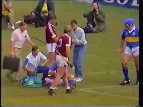 Tipperary vs Galway All-Ireland Hurling Semi-Final 1989