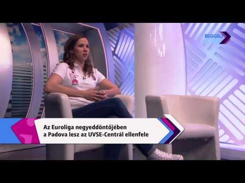 DIGI Sport, Reggeli Start - Keszthelyi Rita