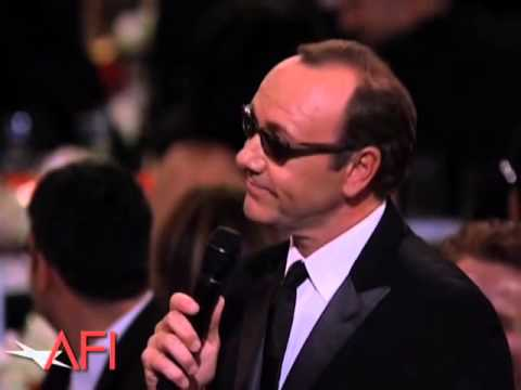 AFI Awards 2010 - Kevin Spacey imita Nicholson e Walken - SUB ITA