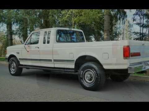 1990 ford f 250 xlt lariat 4x4 7 3 diesel long bed for sale in milwaukie or youtube. Black Bedroom Furniture Sets. Home Design Ideas