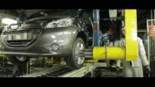 Fabrication de la Peugeot 208 à Poissy ( www.feline208.net )