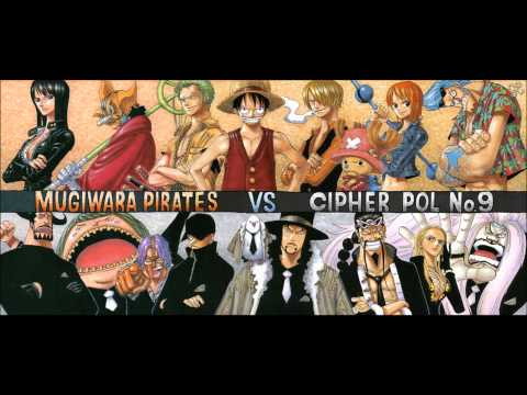 one piece bar song
