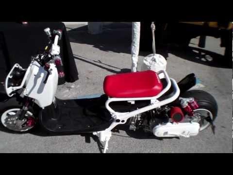 Crazy Honda Ruckus