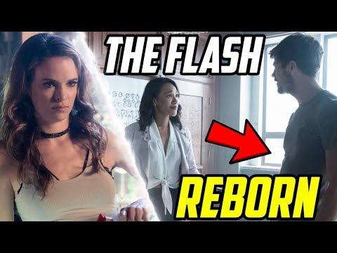 The Flash 4x01 - A Donde fue Caitlin Revelado, El REGRESO de BARRY ALLEN, Samuroid y Mucho Más!