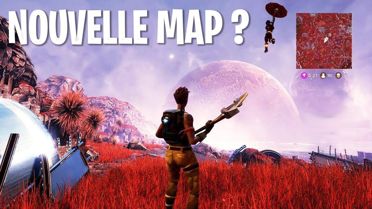 Nouvelle Map De La Saison  Annoncee Dans Le Trailer Fortnite