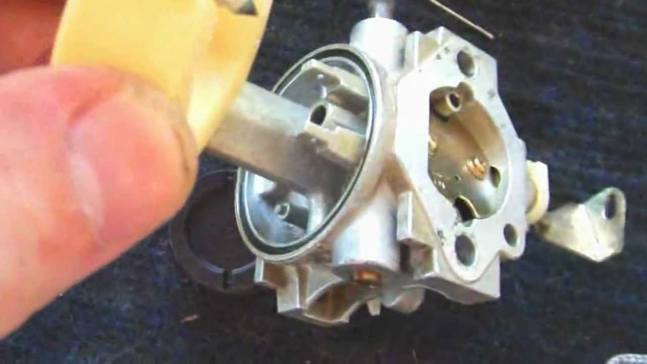 yamaha generator carburetor adjustment [ 1280 x 720 Pixel ]