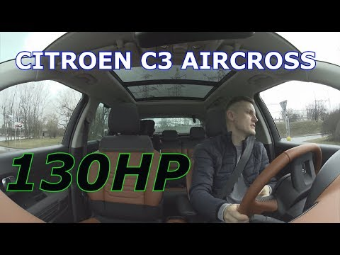 Citroen C3 Aircross 2018 - super auto