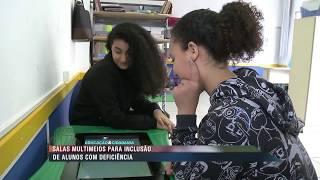 Educação e Cidadania News - Salas multimeios