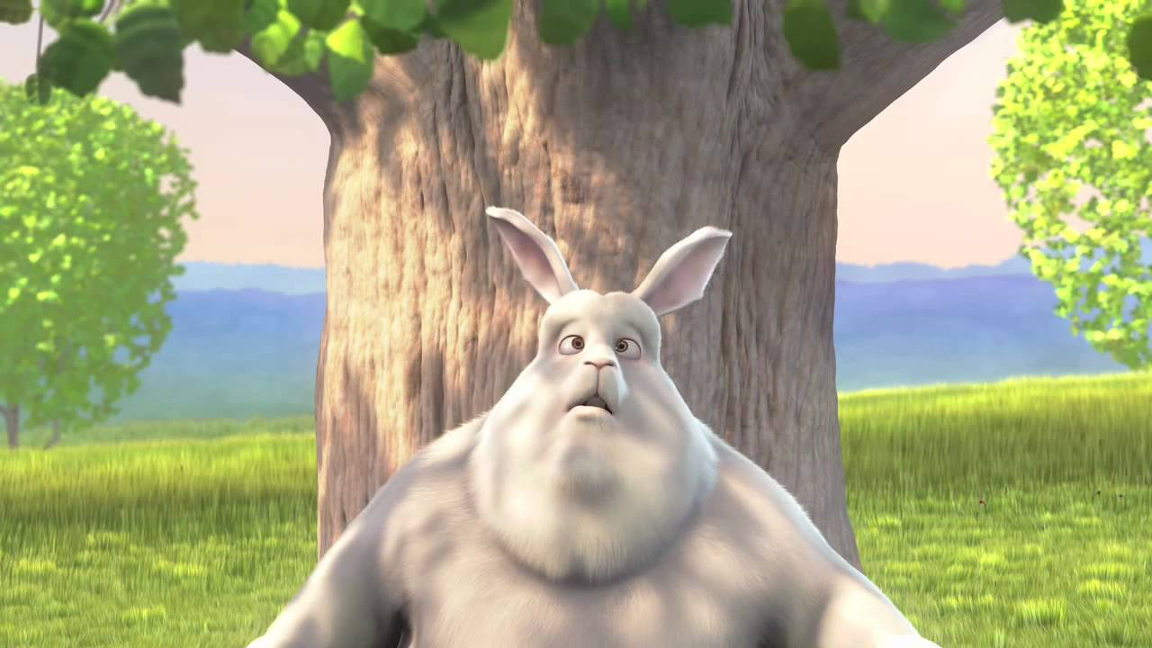 Big Buck Bunny Youtube