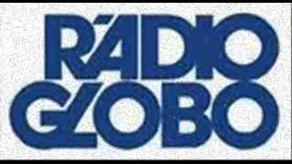 Locutores da Rádio Globo de São Paulo AM 1100 Khz - 1987