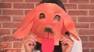 How To Make A Dog Mask