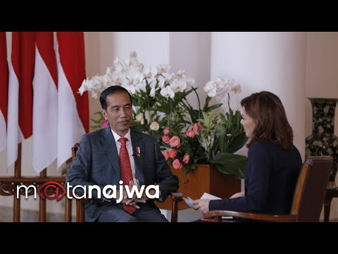 Mata Najwa Part 2 - Kartu Politik Jokowi: Jokowi Akui Dekati PKS untuk Pilpres