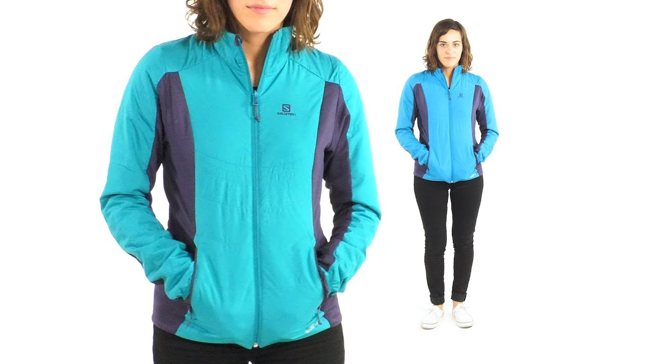 9d0a4f9e Salomon Drifter Mid Womens Jacket