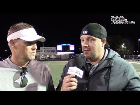 DCTF Interview: A&M Consolidated Head Coach Lee Fedora