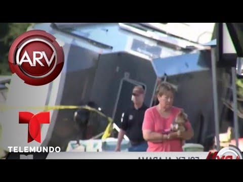 Mujer agrede brutalmente a joven indígena en Guatemala | Al Rojo Vivo | Telemundo
