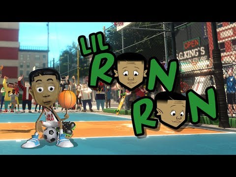 LIL RON RON THE MOVIE IN 3D ?!?!?!
