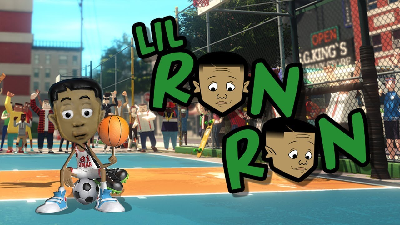 Download LIL RON RON THE MOVIE IN 3D ?!?!?!