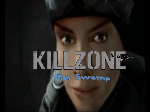 (#71) Walkthrough Killzone 1 With Luger 'The Swamp' Chapter 7 'Hunting The Traitor'