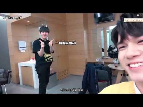 "(THAISUB) Okay Wanna One EP.13 ""MC อง ในรายการ Music Core"" จะได้พบกับแจนี่ที่มาหาคุณ MC องด้วย!"