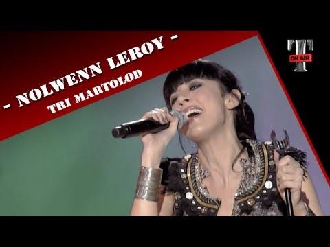 "Nolwenn Leroy ""Tri martolod"" (Live on TARATATA Mai 2011)"