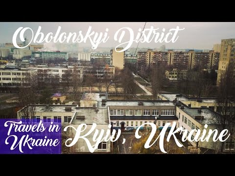 Obolon (Obolonskyi District) Kyiv, Ukraine (Kiev)