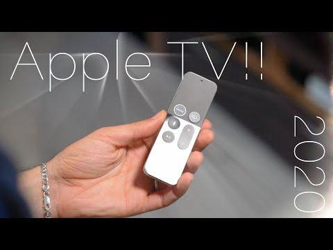 جهاز آبل تيفي ب ٢٠٢٠ Apple Tv 4k In 2020 Youtube