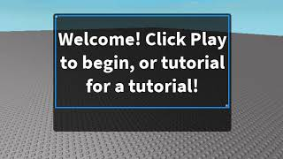 How To Make A Play Button Roblox READ DESC!!!
