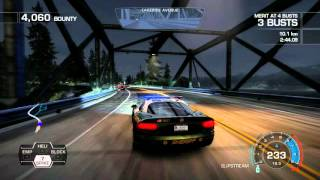 Need For Speed: Hot Pursuit (PC) - SCPD - Snake Pit [Hot Pursuit]