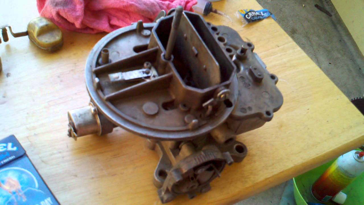 medium resolution of 1962 lincoln continental carter abd carburetor cleaning