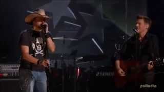 Bryan Adams feat Jason Aldean Heaven