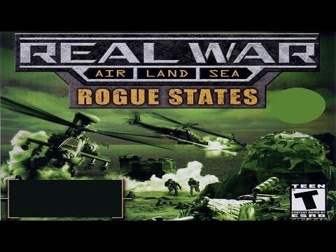 Real War: Rogue States - gameplay [1080P 60FPS]
