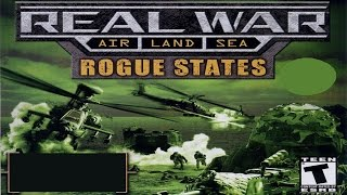 Real War: Rogue States - gameplay [1080P 60FPS]