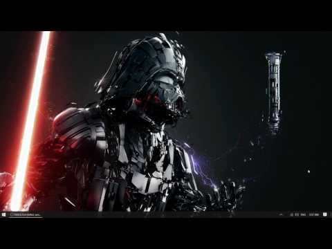 Darth Vader Wallpaper Engine Youtube