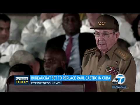 Diaz-Canel replaces Raul Castro as Cuba's president   ABC7