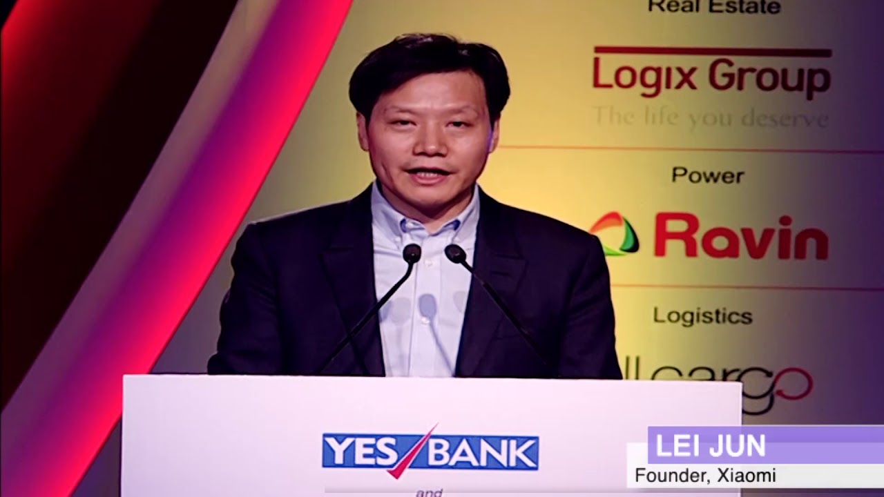 Lei Jun speaks on Xiaomi's Make in India plans