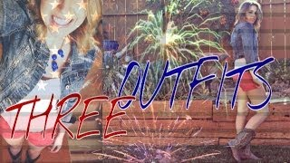 Fourth of July Outfit Ideas! Thumbnail